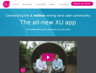 xerousers.com screenshot