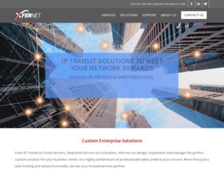 xfernet.com screenshot