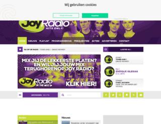 xfm.nl screenshot
