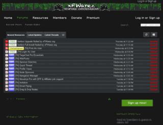 xfplugz.com screenshot