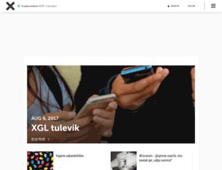 xgl.ee screenshot