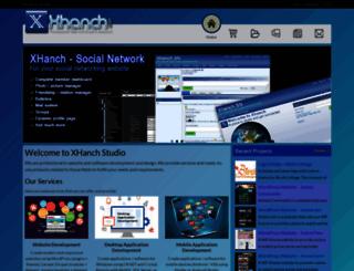 xhanch.com screenshot