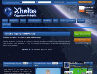 xhelos.com screenshot