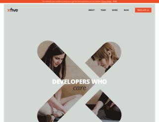 xhtmlized.com screenshot