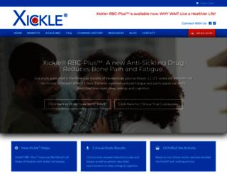 xickle.com screenshot
