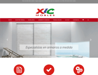 xicmobles.com screenshot