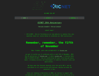 xicnet.com screenshot