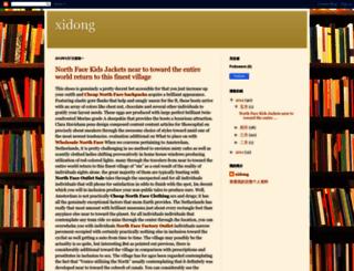 xidong0.blogspot.com screenshot
