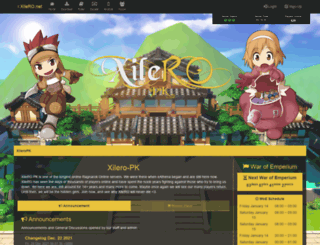 xilero.net screenshot