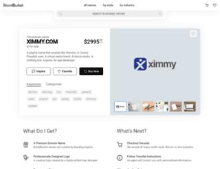 ximmy.com screenshot