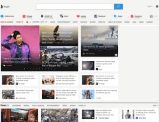 xinmsn.com.sg screenshot