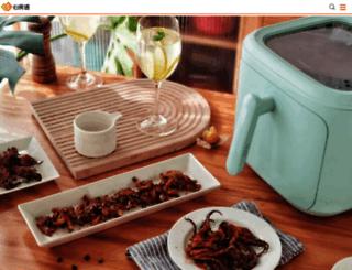 xinshipu.com screenshot