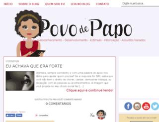 xisblogando.blogspot.com.br screenshot