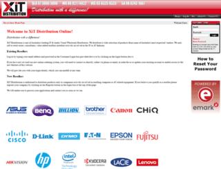 xitd.com.au screenshot