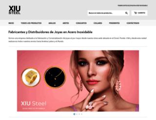 xiusteel.com screenshot