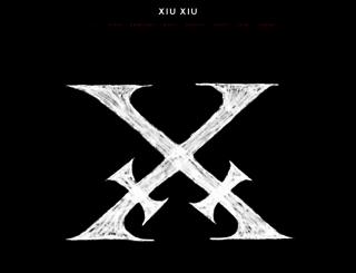 xiuxiu.org screenshot