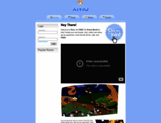 xivioworld.com screenshot
