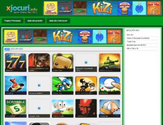xjocuri.info screenshot