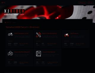 xjrider.com screenshot