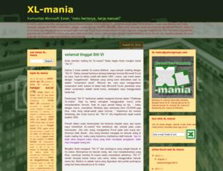 xl-mania.com screenshot