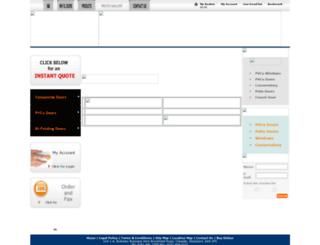 xldoors.co.uk screenshot