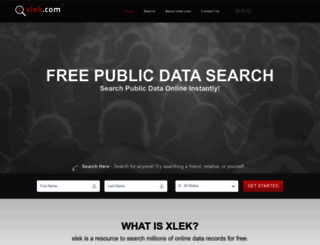 xlek.com screenshot