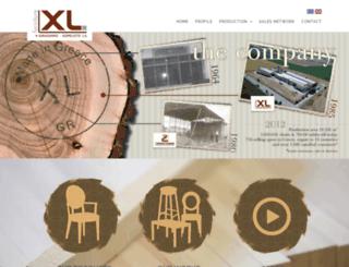 xlf.gr screenshot