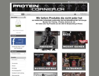 xlnutrition.ch screenshot
