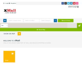 xmall.com.ng screenshot