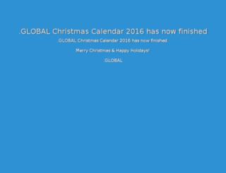 xmas.global screenshot