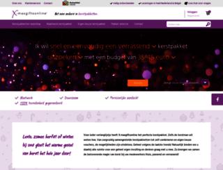 xmasgiftsonline.nl screenshot