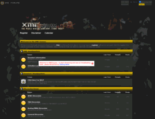 xmeforums.com screenshot