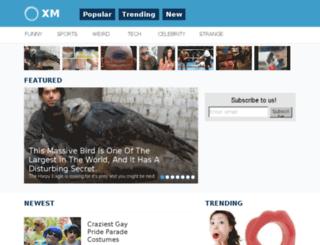 xmviral.com screenshot