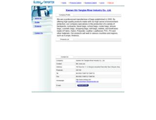 xmxjqbag.globalimporter.net screenshot