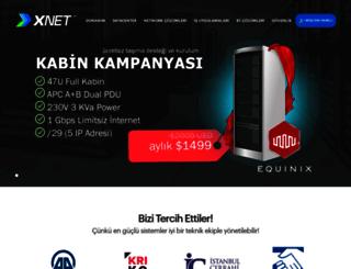 xnet.com.tr screenshot