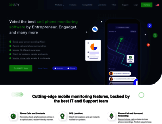 xnspy.com screenshot