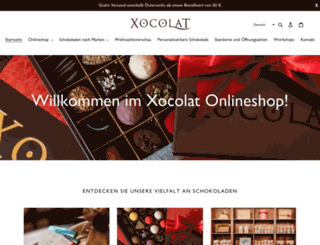 xocolat.at screenshot
