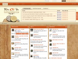 xomco.vn screenshot