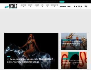 xonecole.com screenshot