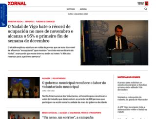 xornal.vigo.org screenshot