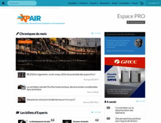 xpair.com screenshot