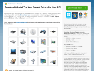 xpdrivers.com screenshot