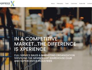xperience-marketing.com screenshot