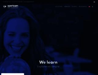 xperteam.net screenshot