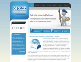xpertt.com screenshot