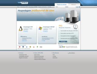 xpgpro.com.br screenshot
