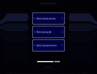 xploorew.com screenshot