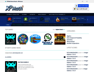 xpmath.com screenshot