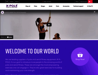 xpoleus.com screenshot