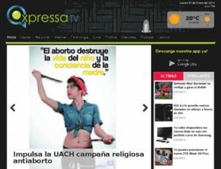 xpressa.tv screenshot